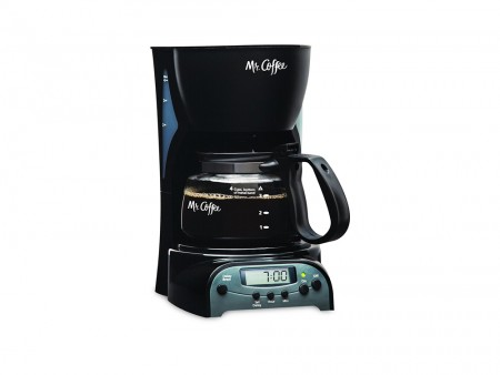 Inhabitr 4 Cup Coffee Maker