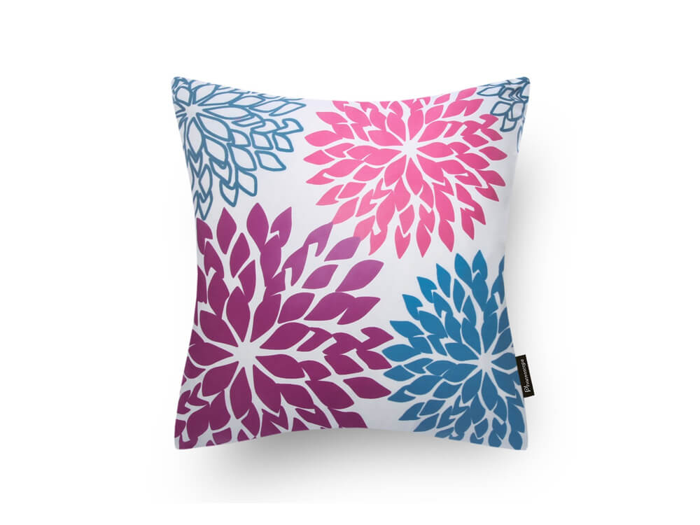 rent rose cushion