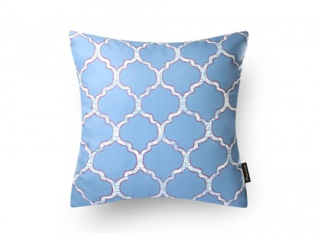 rent now rose cushion