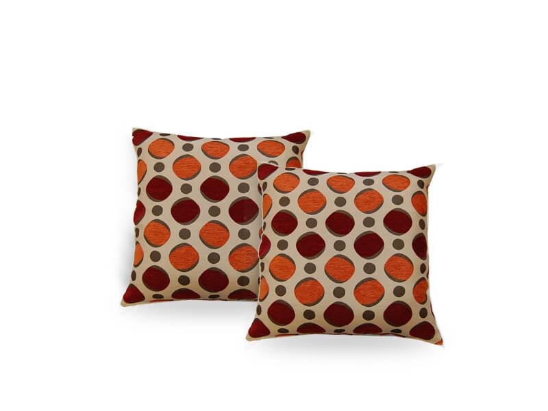 Light Cream Lily Cushion 1
