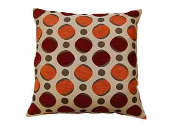 Light Cream Lily Cushion 2