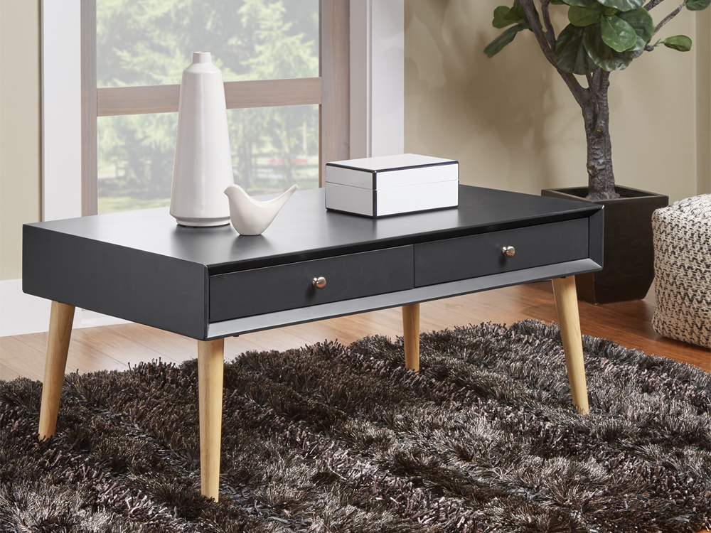 Rent London 2 drawer Coffee Table