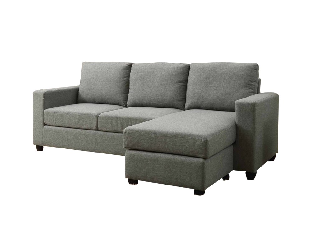 Small Space Convertible Troy Sectional