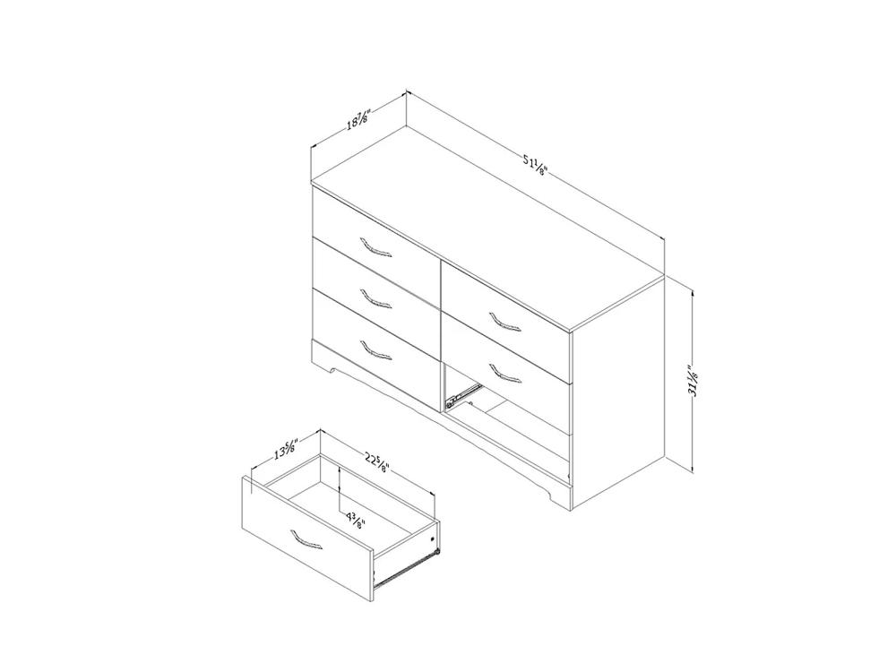 Tinch Dresser Spec