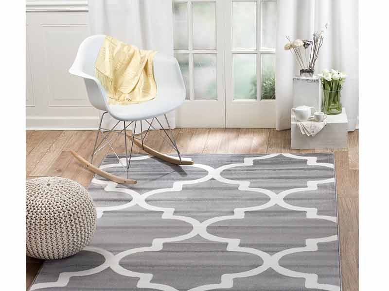 Grey Royal Rug 2