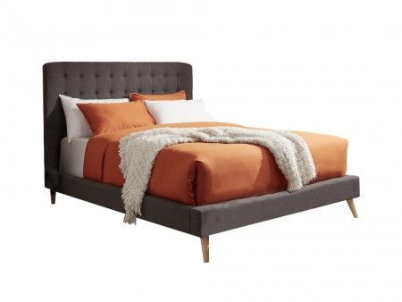 vienna upholstered bed