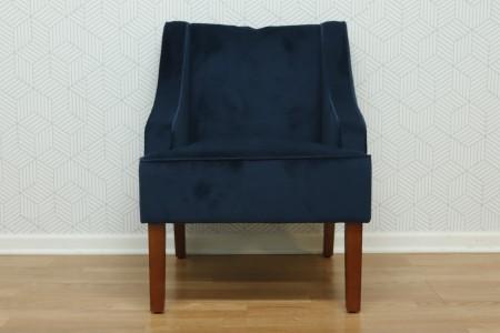 Blue accent Chair.JPG