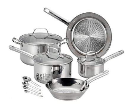 Oven safe 12 piece cook ware
