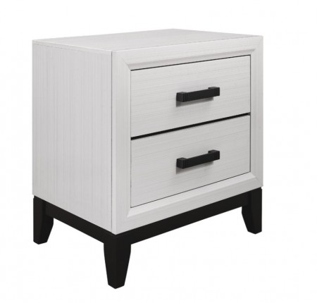 Houston 2 Drawer Nightstand