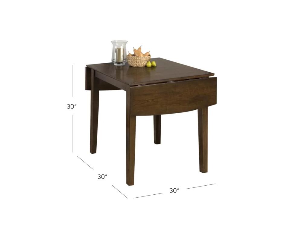 gemini dining table spec