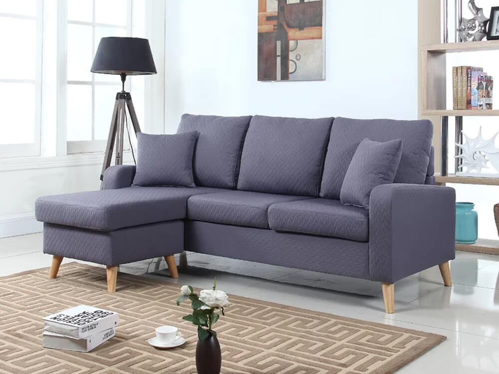Rent Online Shay Sectional Sofa