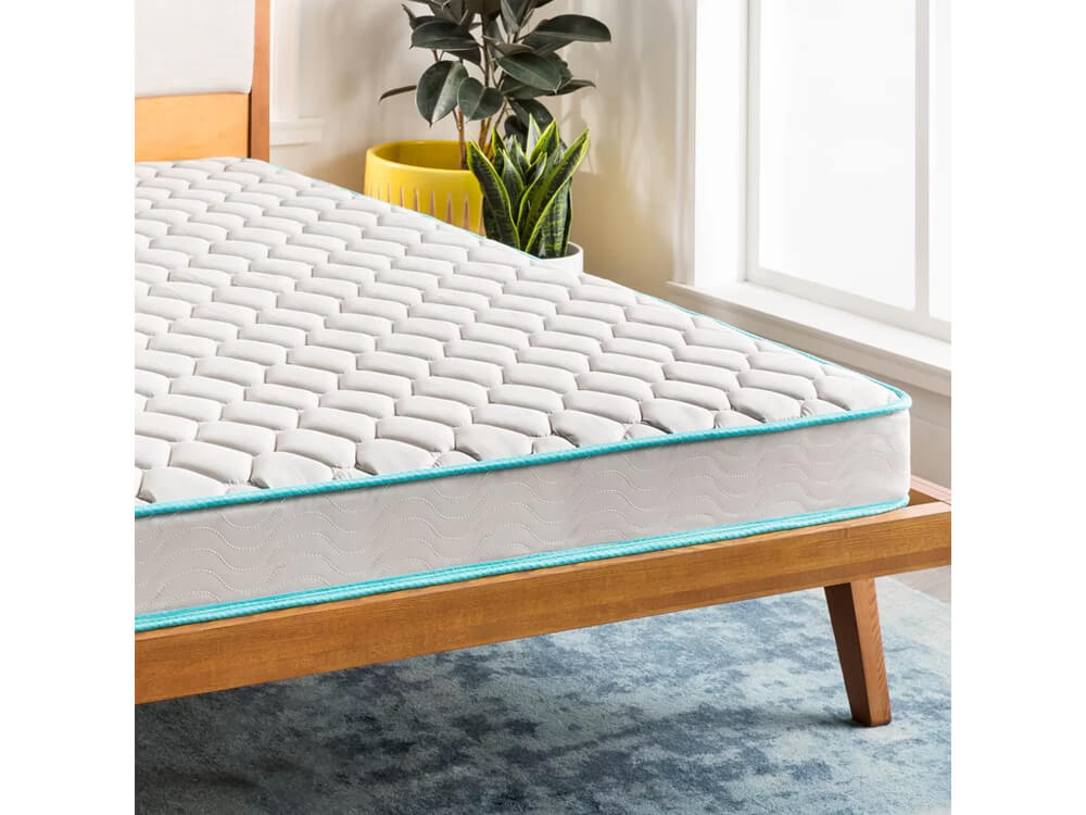 rent inhabitr 6 inch innerspring mattress