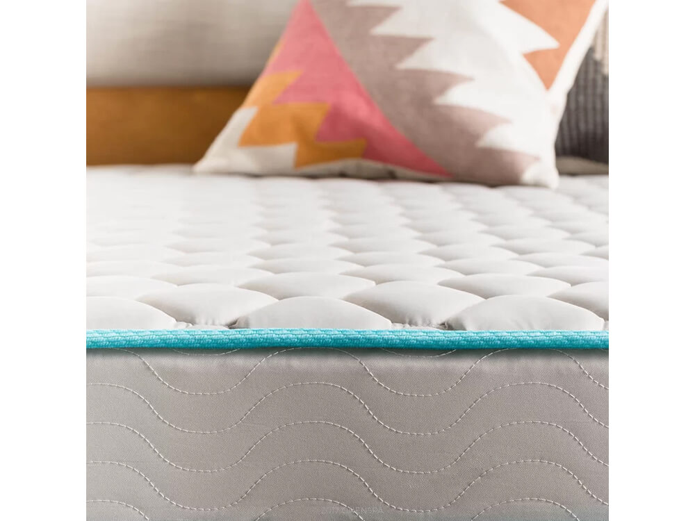 rent now inhabitr 6 inch innerspring mattress