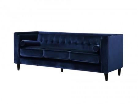 Blue Sapphire 3 Seater Sofa