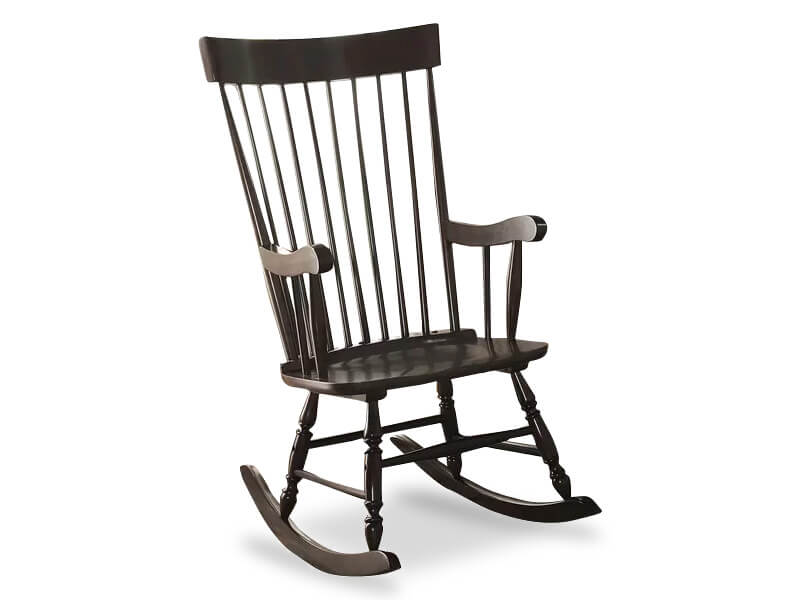 Natual Molly Rocking Chair 1