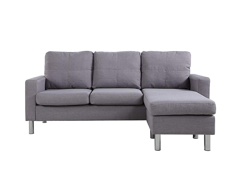 modern troy sectional sofa
