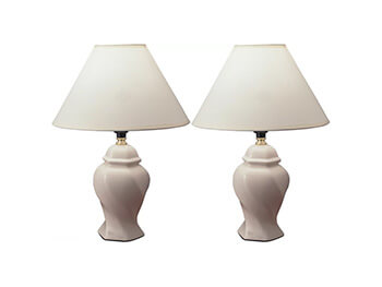 Ivory Lincoln Table Lamp 2