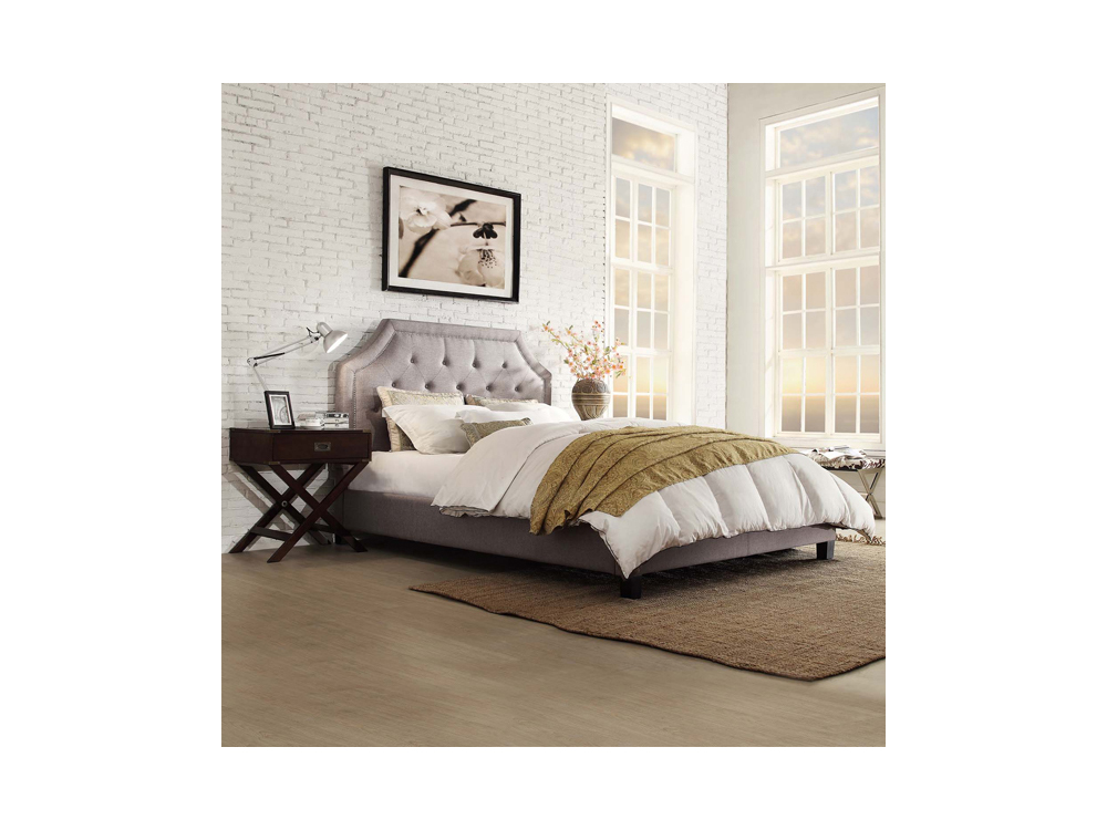 Jay Upholstered Bed for Rent