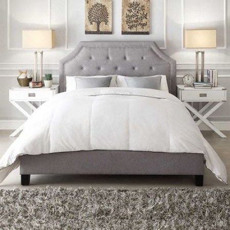 Jay Upholstered Bed