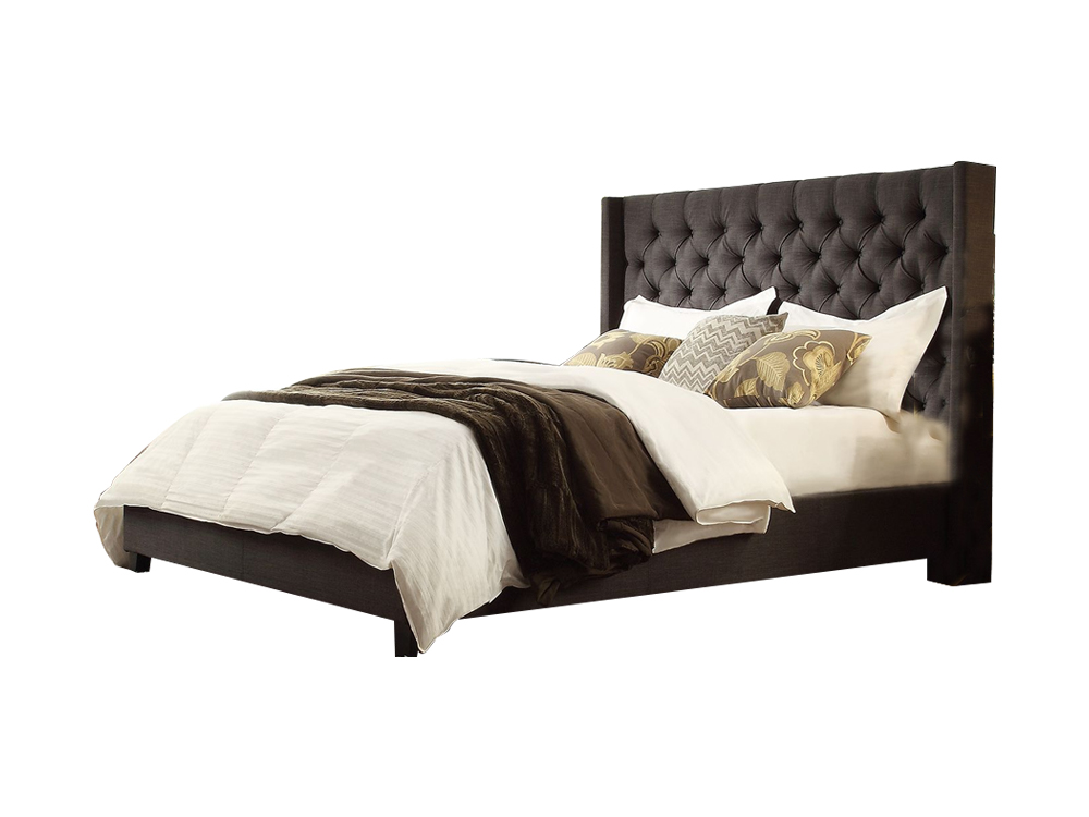 ana upholstered bed