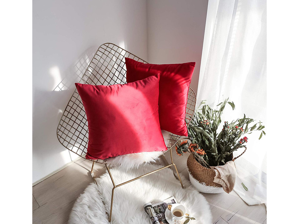 Rent now Red Pillows