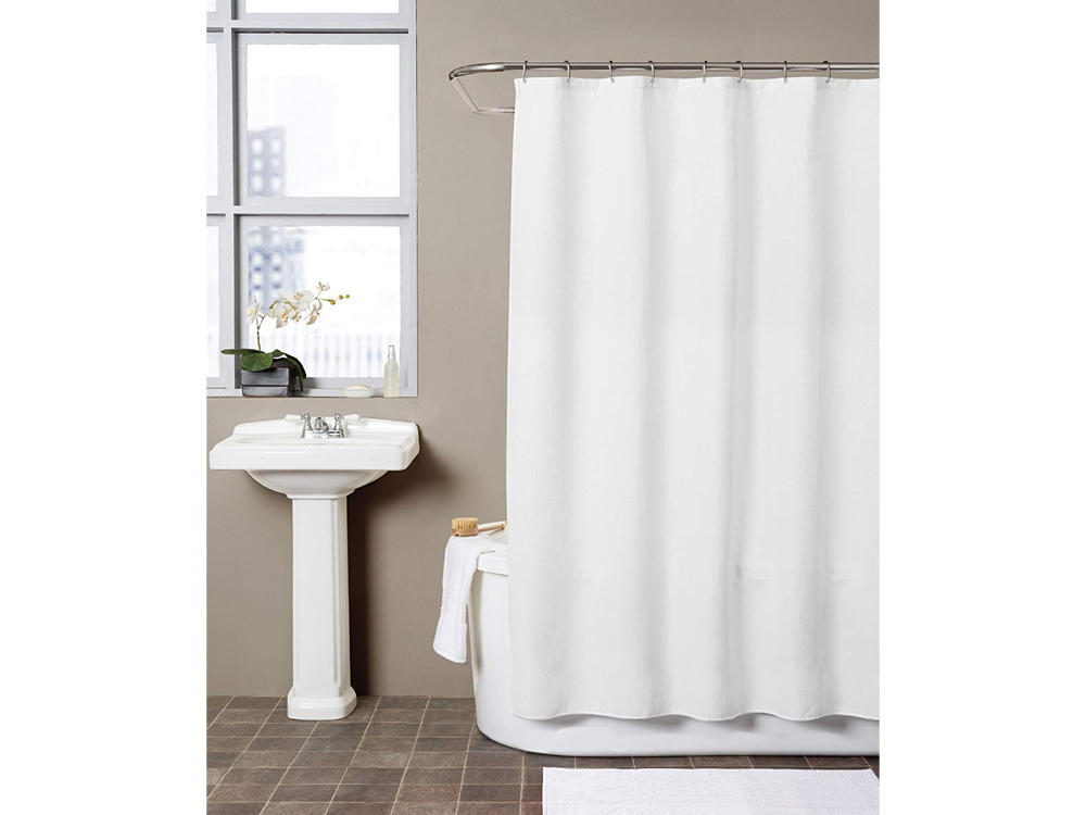 Inhabitr Shower Curtain for rent