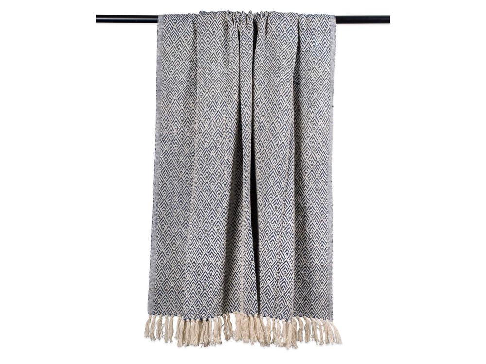 Modern Gray Blanket for rent