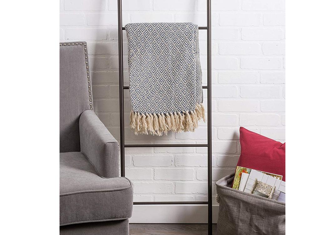 Modern Gray Blanket