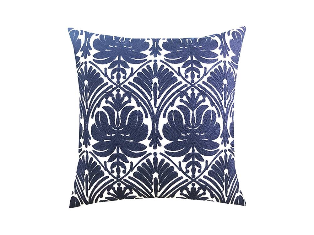 Dark Blue Pillow