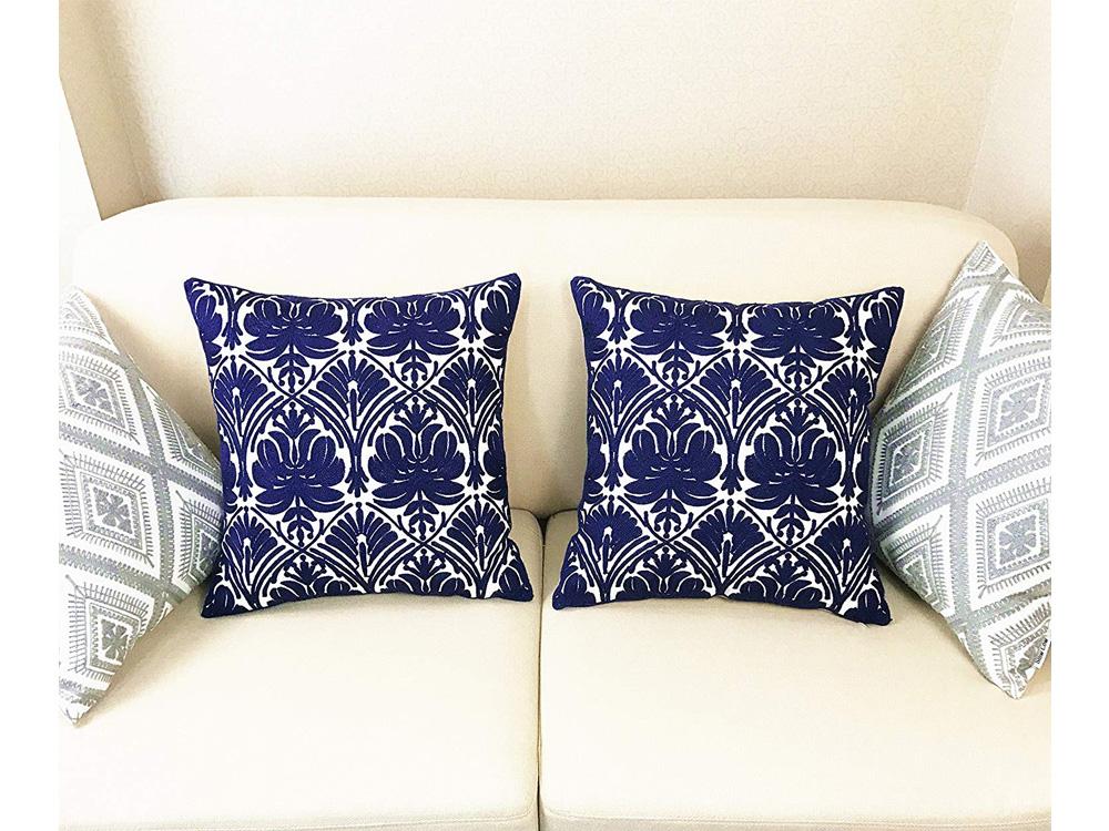 Rent Dark Blue Pillow