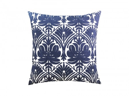 Dark Blue Pillow