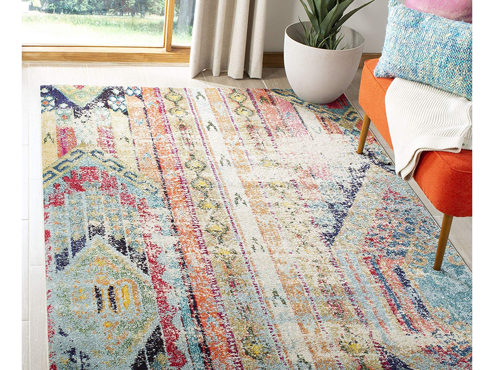 Rent Colorful Rug