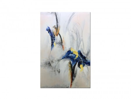 Metu Oil Painting