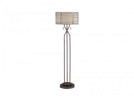 Cleo Metal Floor Lamp