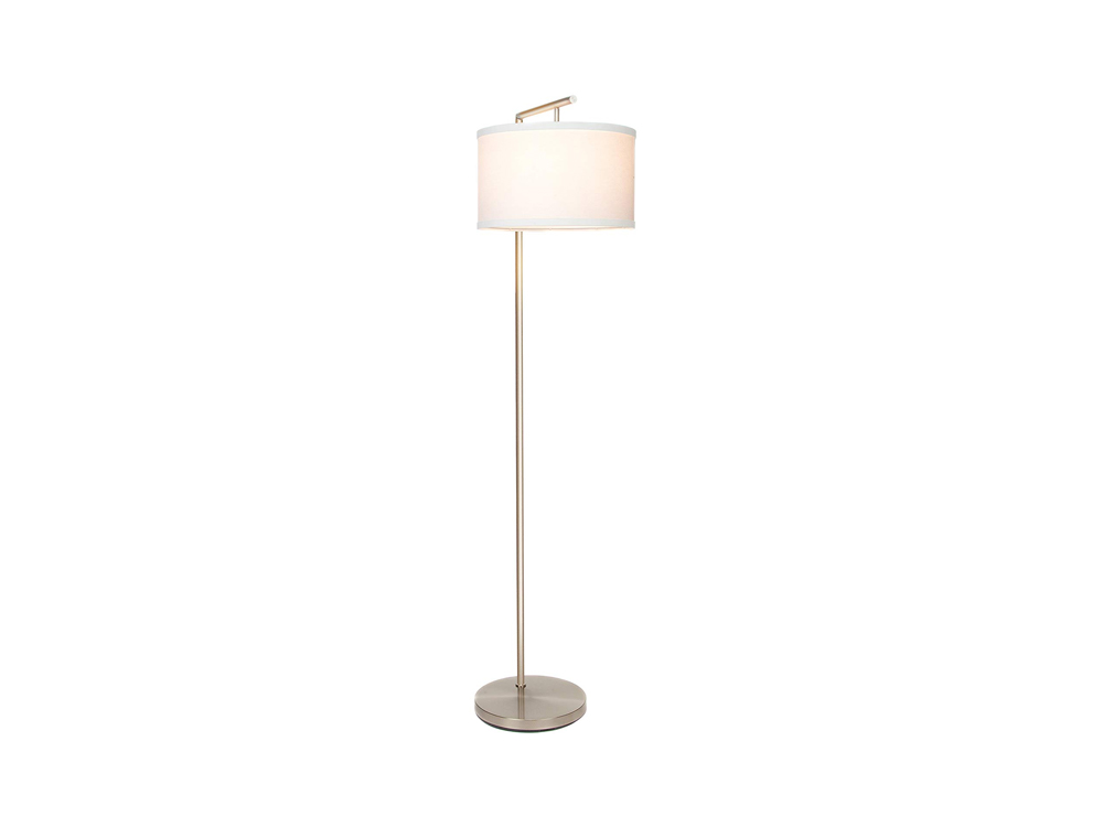 Rent Nickel Floor Lamp