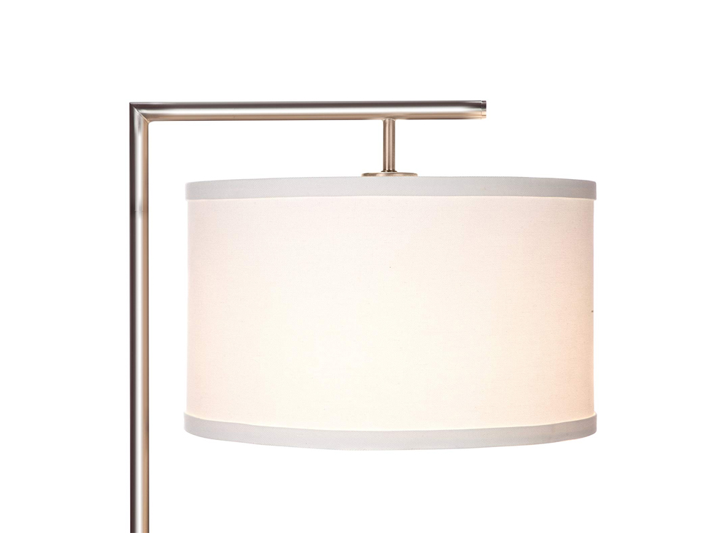 Rent Now Nickel Floor Lamp