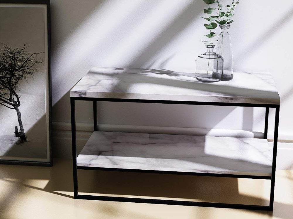 rent now marble coffee table