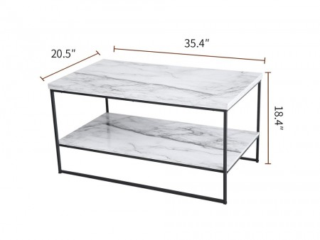 marble coffee table for rent
