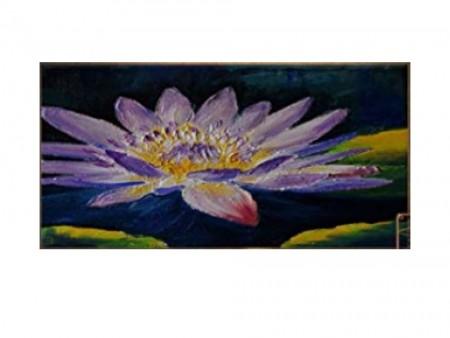 Lotus Floral Artwork