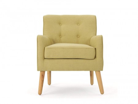 Citron Accent Chair