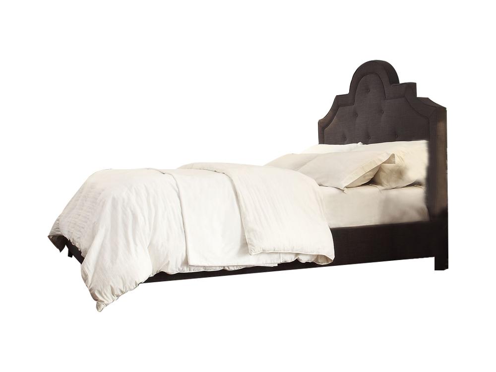 Modern Jay Upholstered Bed