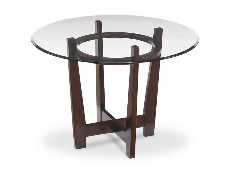 Brown Pamela Dining Table 3