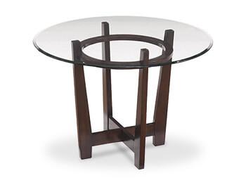 Brown Pamela Dining Table 5