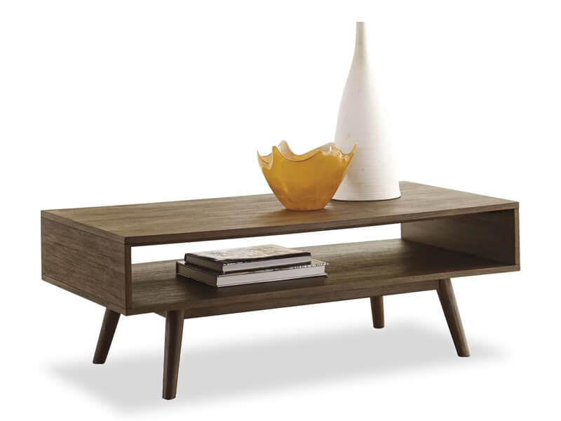 Brown Italia Coffee Table 1