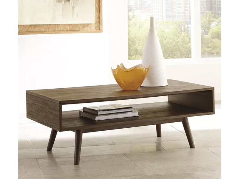 Brown Italia Coffee Table 2