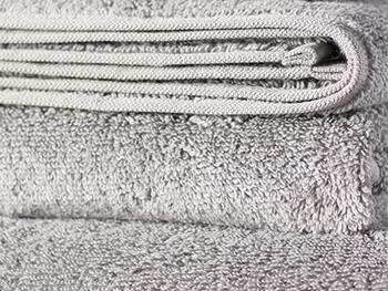 Grey 6pc Quick Dry Towel Set 2