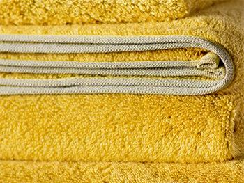 Tangerine 6pc Quick Dry Towel Set 2