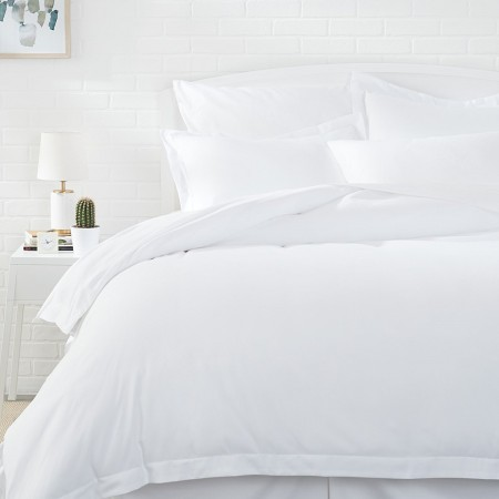 Inhabir Basic Comforter Cover