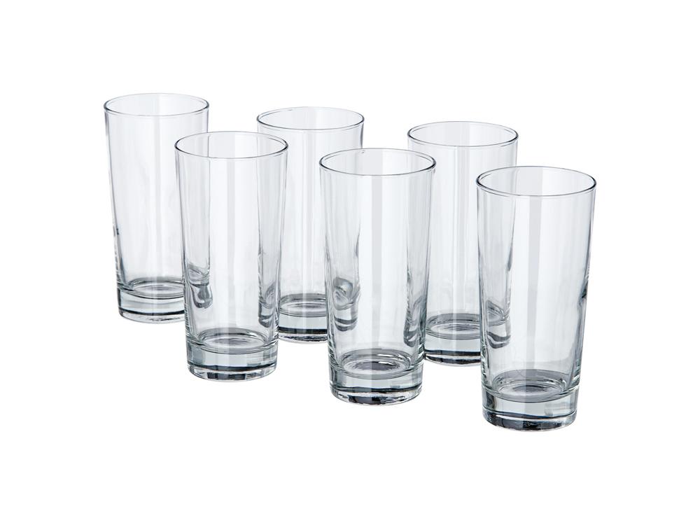 6 glass set
