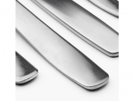Rent now 16-piece flatware set